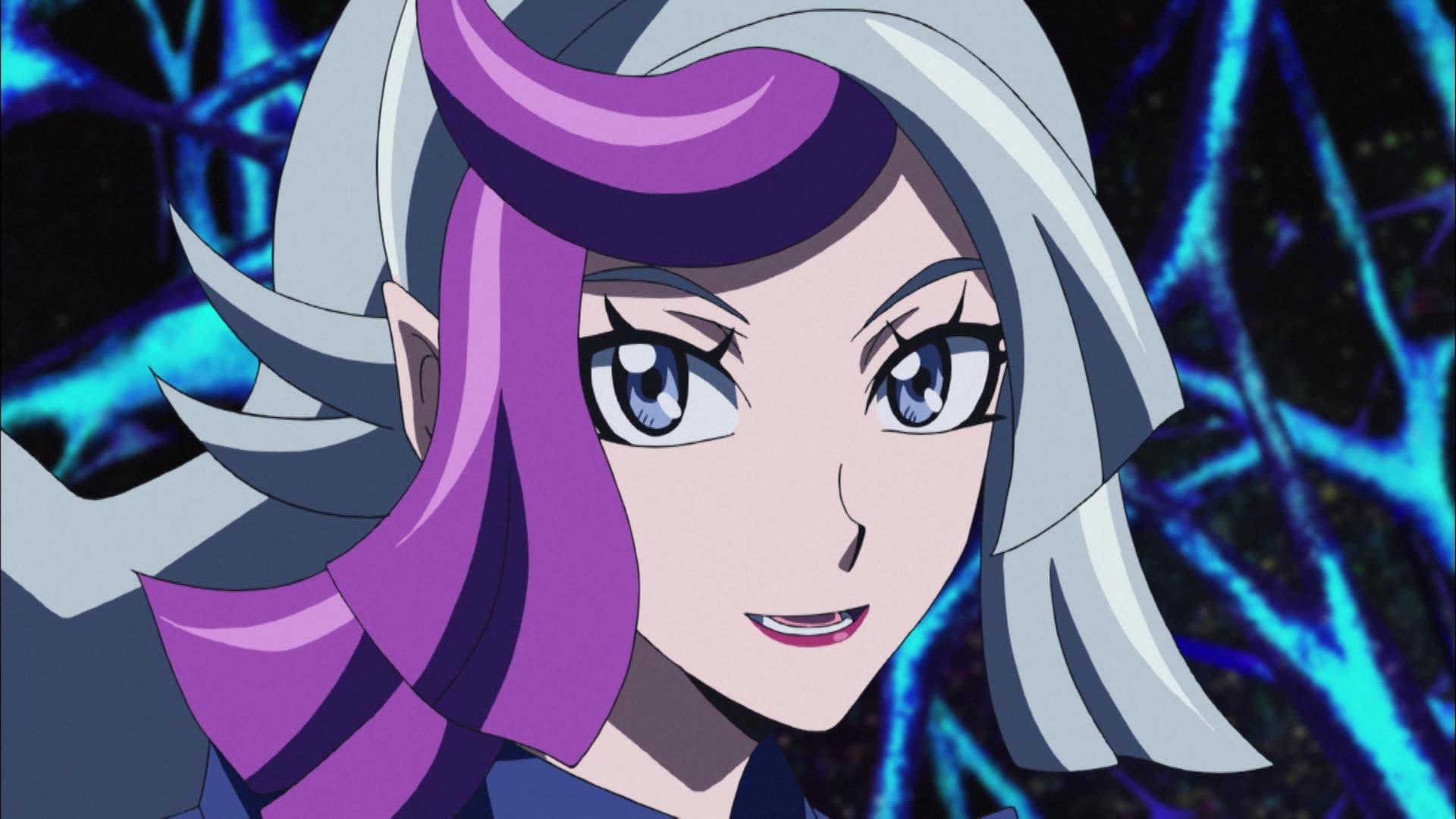 Yu-Gi-Oh! VRAINS Episode 107, Slay the Demon, - Watch on Crunchyroll