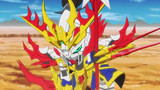 SD GUNDAM WORLD SANGOKU SOKETSUDEN Épisode 1