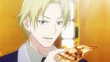 Food Wars! The Fourth Plate Episode 5