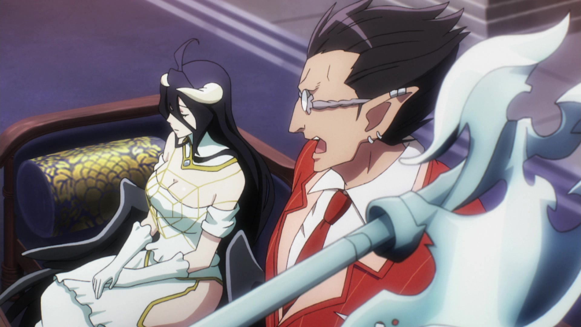 Overlord Episode 12, The Bloody Valkyrie, - Watch on Crunchyroll