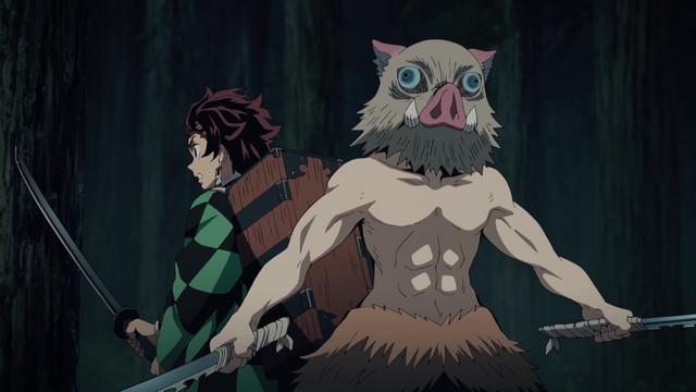 Demon Slayer: Kimetsu no Yaiba Episode 16, Letting Someone