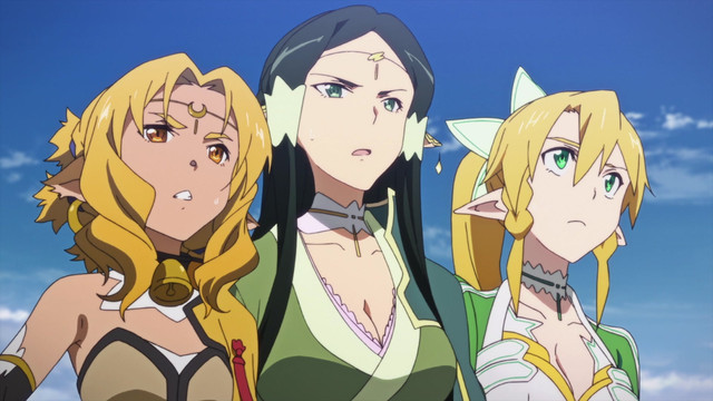 Watch Sword Art Online Episode 20 Online - General Of The -6569