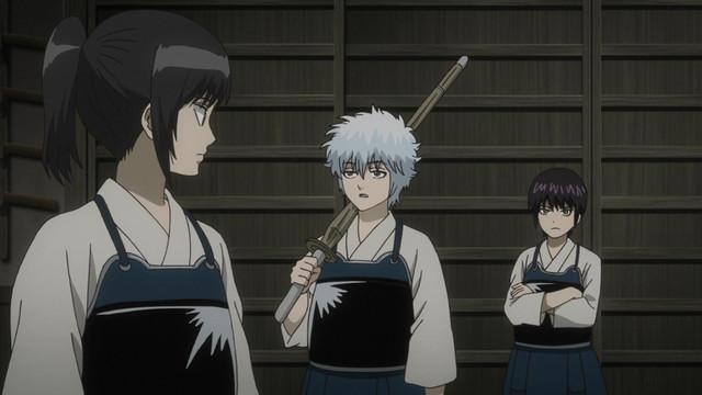 Watch Gintama. Episode 320 Online - Zura | Anime-Planet