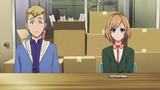 SHIROBAKO Episode 13