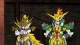 SD GUNDAM WORLD SANGOKU SOKETSUDEN Episode 2