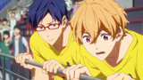 Free! - Iwatobi Swim Club (French Dub) Episode 7