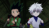 Hunter x Hunter Episodio 4