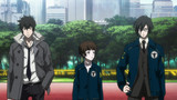 PSYCHO-PASS Extended Edition Episode 4