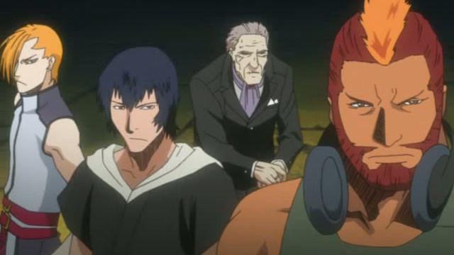 Bleach Season 4 Episode 81, Untitled, - Watch on Crunchyroll
