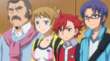 Gundam Build Fighters Try Episodio 5