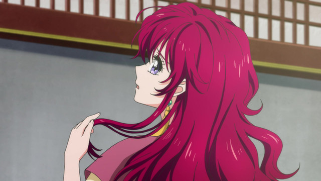 Watch Yona Of The Dawn Episode 1 Online The Princess