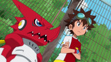 Digimon Xros Wars - The Young Hunters Who Leapt Through Time Episode 72