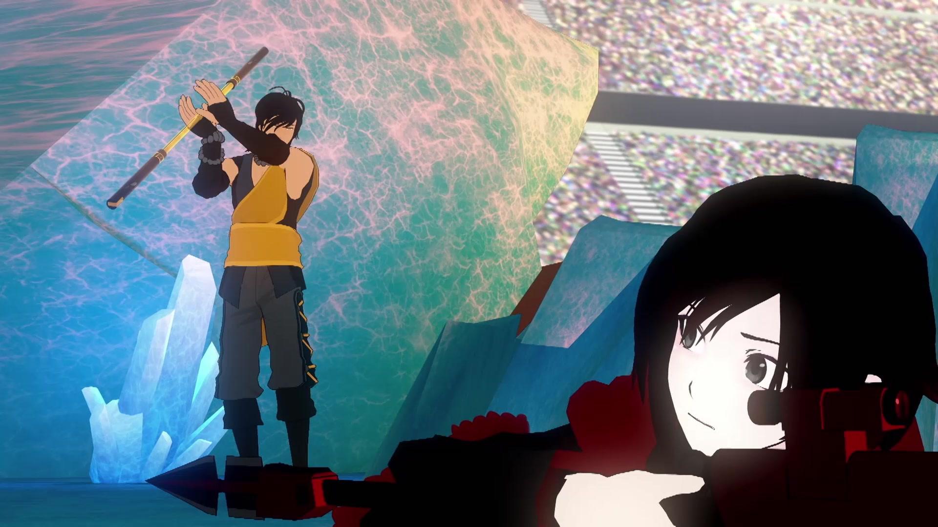 RWBY VOLUME 1-3: The Beginning (Japanese Dub) Episode 9, Untitled