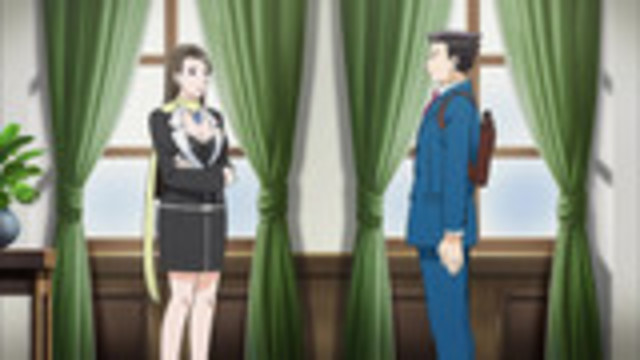 Ace Attorney (English Dub) Episode 1, The First Turnabout, - Watch