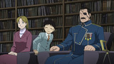 Fullmetal Alchemist: Brotherhood (Dub) Episode 32