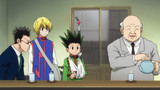Hunter x Hunter Episódio 22
