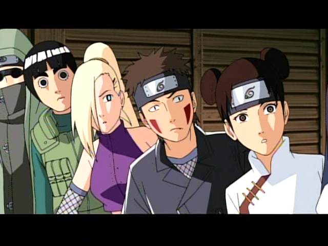 Naruto Shippuden: Three-Tails Appears Episode 102, Regroup!, - Watch