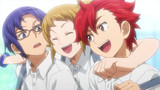 Gundam Build Fighters Épisode 22