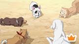 Milkman and Strawberry Panties... Love at Honnouji!?