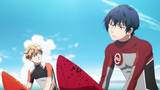 WAVE!! -Let's go surfing!!- Episódio 12