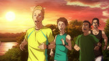 Kaze ga Tsuyoku Fuiteiru / Run with the Wind Episodio 22