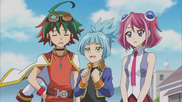 Yu☆Gi☆Oh! Arc-V Episode 5 Subtitle Indonesia