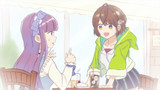 HIMOTE HOUSE: A share house of super psychic girls Episodio 6