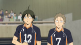 HAIKYU‼ TO THE TOP Episode 11