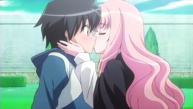 Crunchyroll - Forum - Which kiss scene is the most