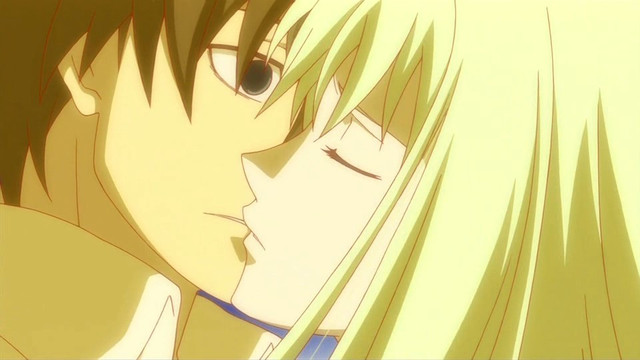 Darker Than Black Quotes: Most Anticipated Kiss