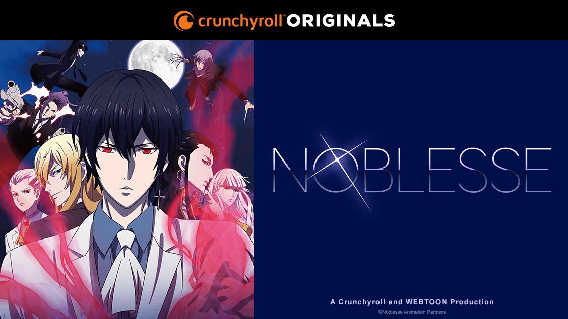 Noblesse - Crunchyroll