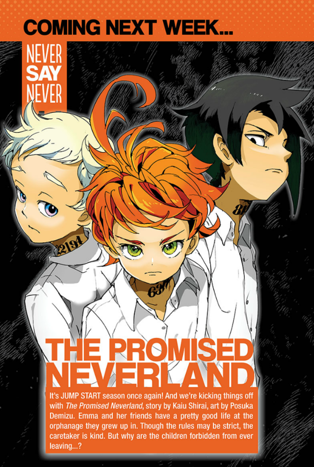 The Promised Neverland - 2 tomes