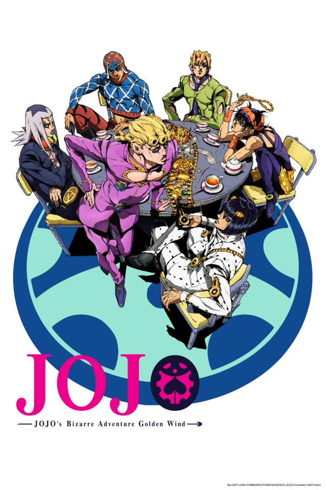 JoJo's Bizarre Adventure - Watch on Crunchyroll