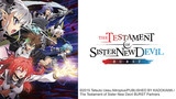 The Testament of Sister New Devil