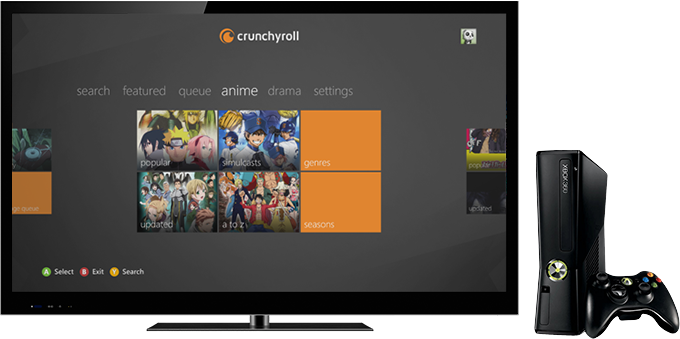 Crunchyroll is available on virtually every platform