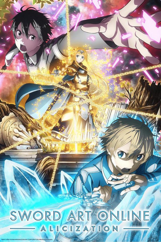Sword art Online [25/25][MEGA]