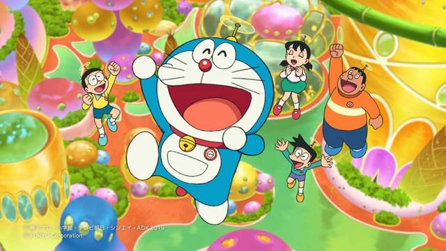 Doraemon: Nobita's Chronicle of the Moon Exploration still