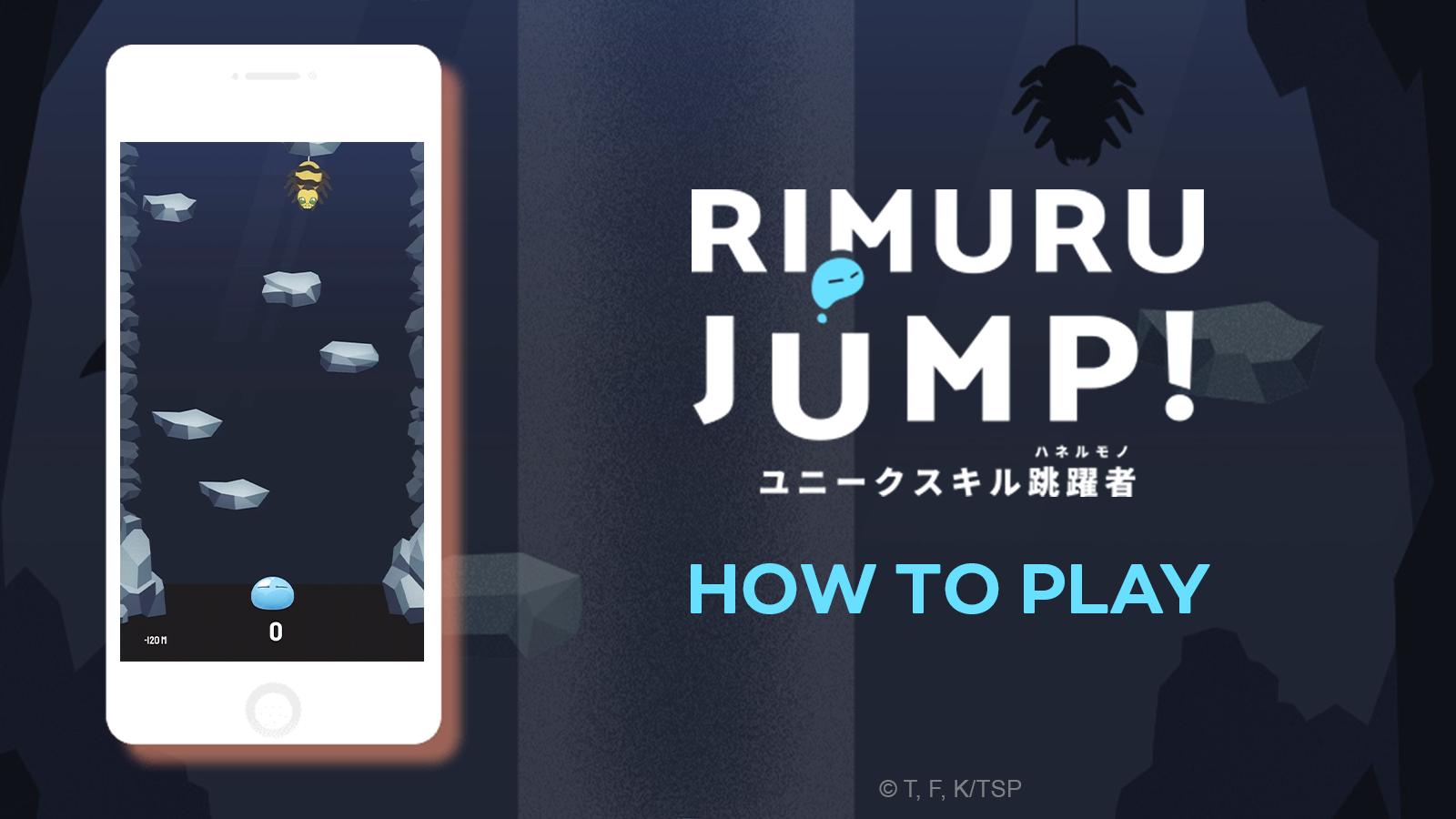 Rimuru Jump