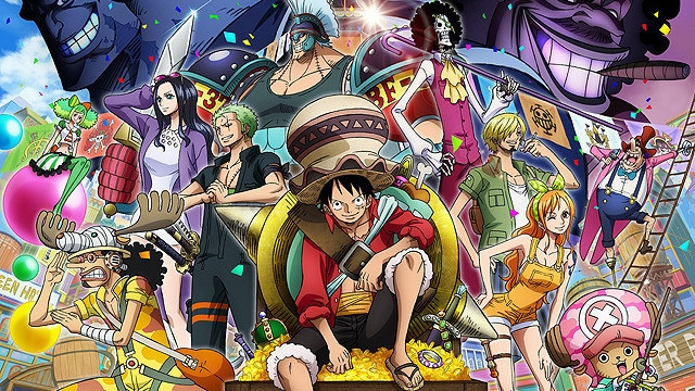Crunchyroll - Japan Box Office: ONE PIECE STAMPEDE Dominates