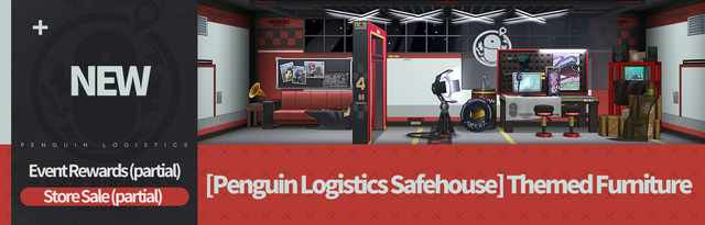 Penguin Logistics furniture