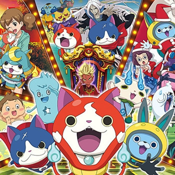 Crunchyroll Yo Kai Watch 2nd Film Sells More Tickets Than