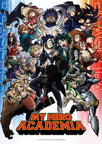 My Hero Academia Season 5 is a featured show.