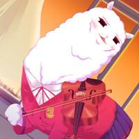 Crunchyroll My Girlfriend Is An Alpaca Visual Novel Offered In