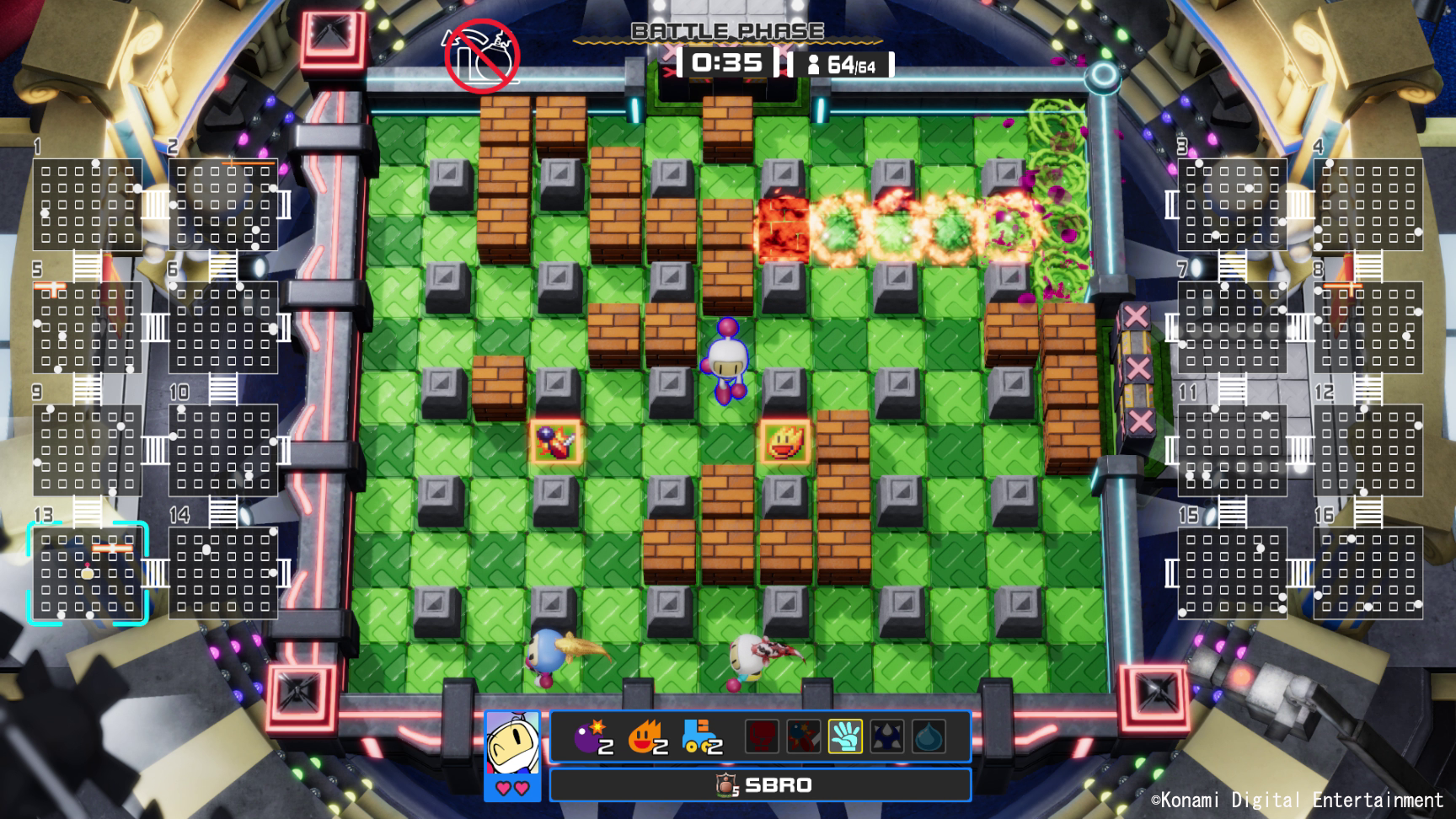 Super Bomberman R Online para Stadia, disponible el 1 de septiembre