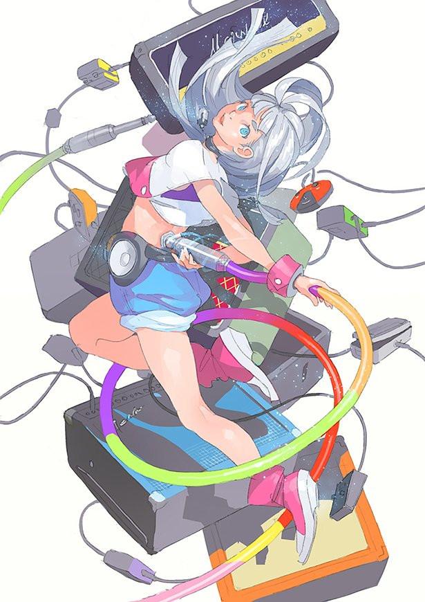 Listeners anime series