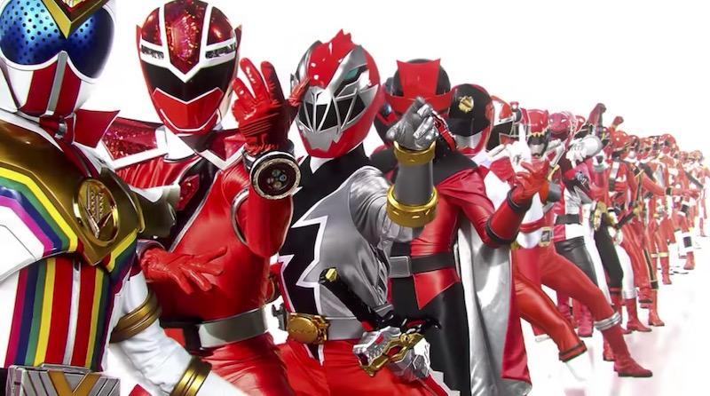 Kamen Rider x Super Sentai