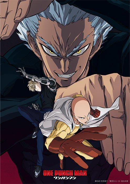 Crunchyroll - One-Punch Man TV Anime Returns for Second