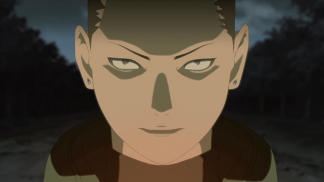 Shikamaru finds the light in the darkness in Naruto Shippuden