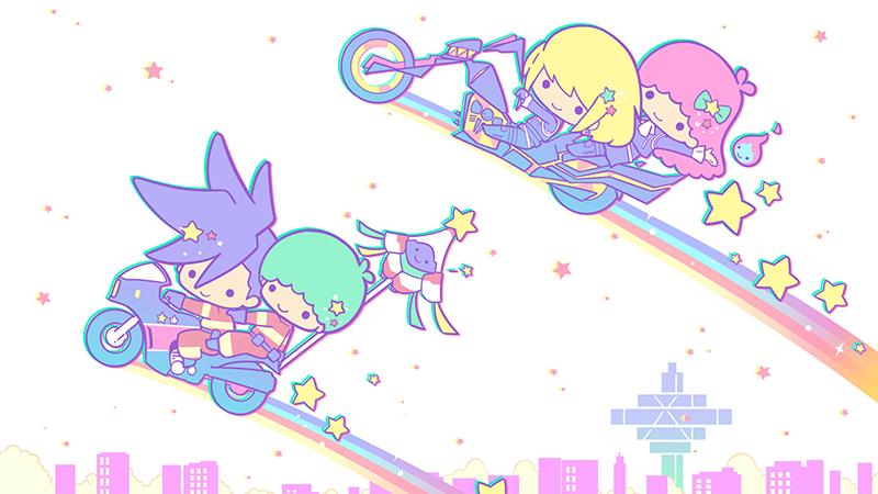 Promare x Little Twin Stars