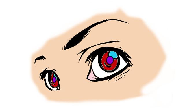 Crunchyroll - Forum - WINNERS ANNOUNCED! Design your own Eye